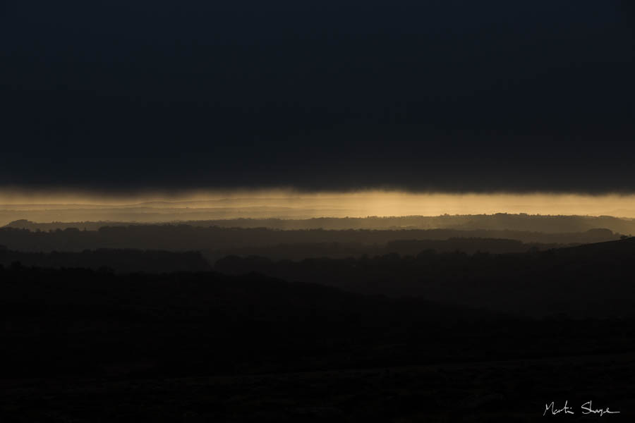 Rothko On Dartmoor